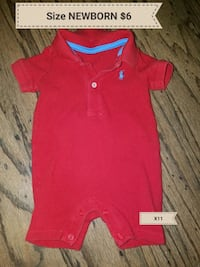 Newborn size Polo Ralph Lauren  Erath, 70533