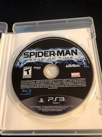 Spider-man Edge of Time PS3 Langley, V2Y