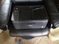 black and gray cannon wireless desktop printer St. Catharines, L2M 5T4