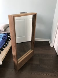Mapple wood mirror Gatineau, J9J