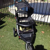 Expedition stroller Toronto, M5M 3B7
