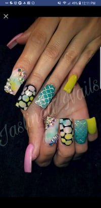 Nails Worcester, 01605