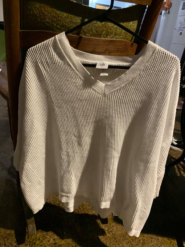 Cabi sweater 0