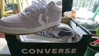 Converse Fastbreak Mid size 9 mens Barely Grape  White Rock, V4B 3W5