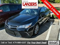 2016 Toyota Camry SE Rogers, 72758