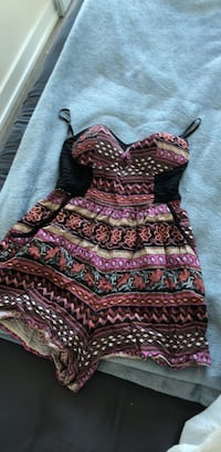 Strapless Playsuit in xs by Band of Gypsies Toronto, M4Y 1K3