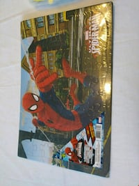Marvel Spider-Man comic book Montreal