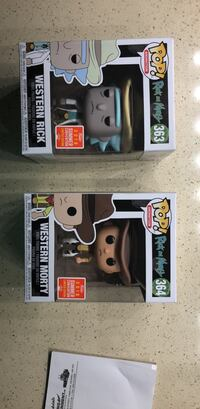 WESTERN RICK AND MORTY LOT! Mississauga, L5R 1B6
