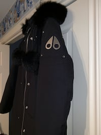 Moose knuckle jacket size XL; wore twice .. very good condition  St Catharines, L2N 2J1