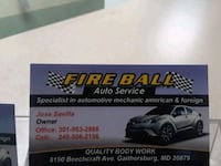 Auto services...english and spanish Gaithersburg, 20879