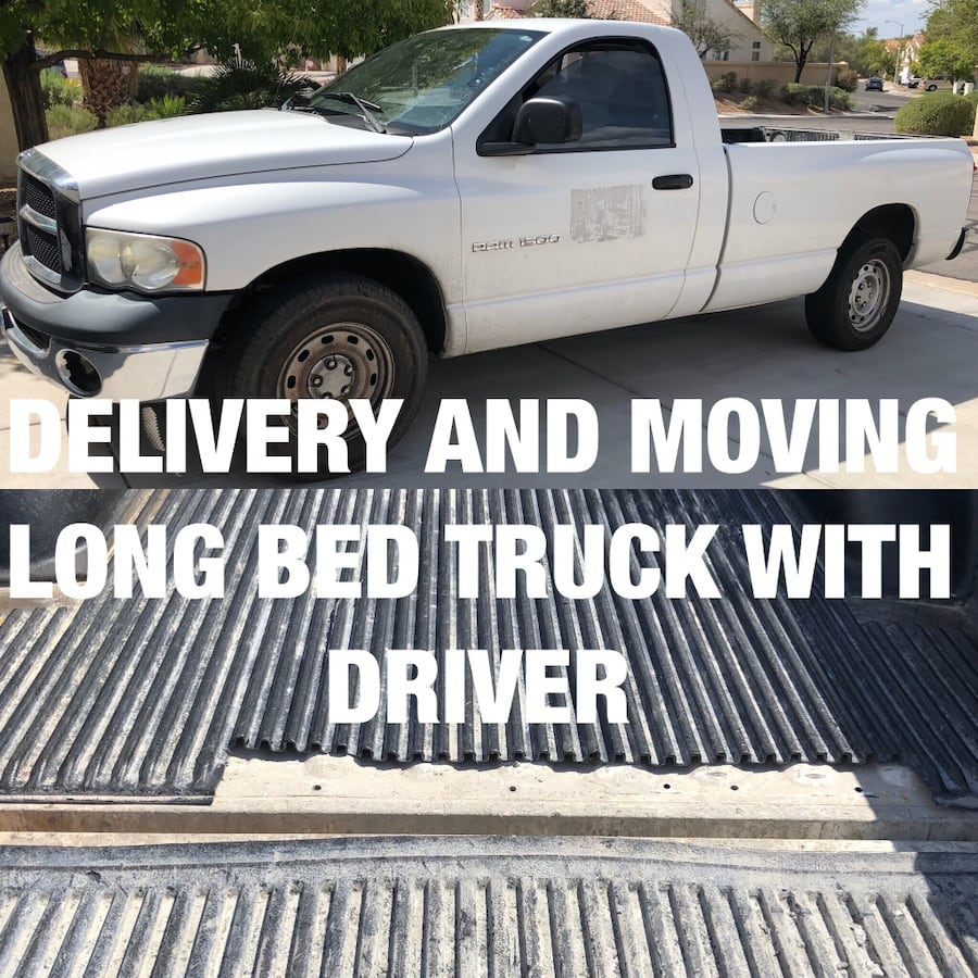 Local moving, delivery with pick up truck!!