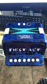 Used first act accordion for sale in Hiltons - letgo