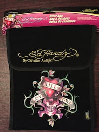 New Auto Expressions Ed Hardy Litter Bag by Christian Audigler. New in package Bloomingdale, 60108
