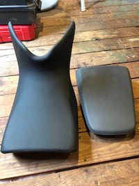Motorcycle seat Portsmouth
