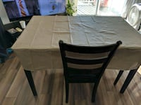 Dining table 2 chairs Herndon, 20170