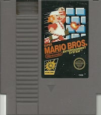 NES Super Mario Bros (1) game cartridge in excellent used condition +++++++++++++++++++++++++++++++++ Pick-up in Newmarket