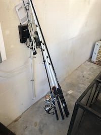4 rods and reels 817 mi
