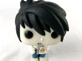 Funko Pop Death Note L Eating Cake #219