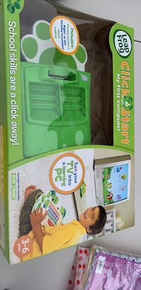 Leap frog computer games 3-6 years Rocklin
