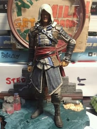 Assasins creed 4 edward acrion figure Toronto, M1P 0B4