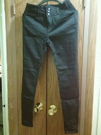 Black Skiny Wax Jean Sz11 Washington, D.C.