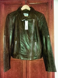 Women's NWT genuine leather jacket motorcycle San Diego, 92116