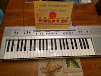 gray and black electronic keyboard New Rochelle, 10805