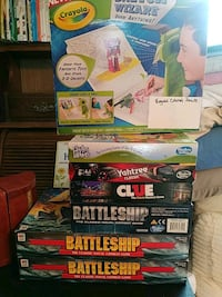 Games a Variety. Charter Township of Clinton, 48035