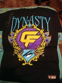 Charlotte Flair signed t-shirt with WWE certificat Portland, 97206