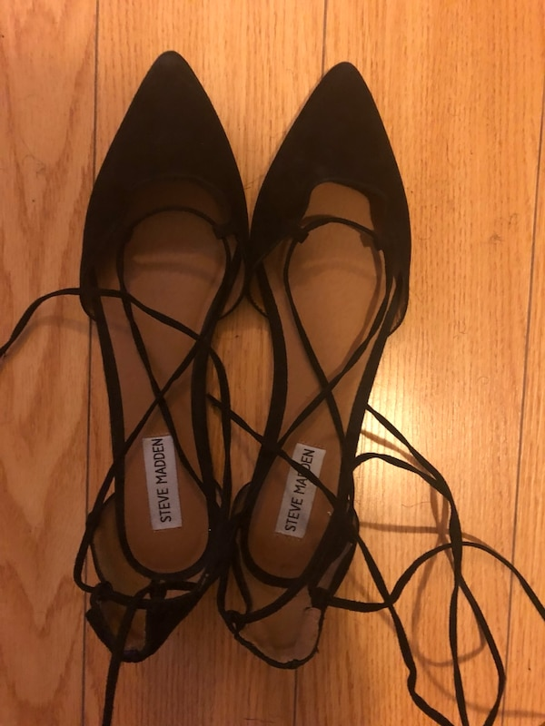 Steven m flat shoes size 10