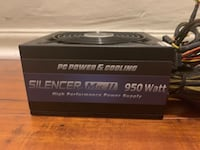 Silencer 950w Silencer MK II PC Power & Cooling Power Supply Los Angeles, 90004