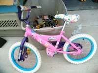 toddler's pink and blue bicycle Peoria, 85382