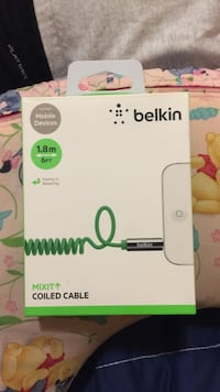 Belkin Mixit Coiled Cable