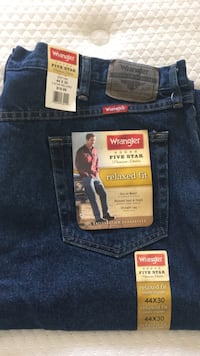 Men's Wrangler Relaxed Fit Jeans Redding, 96003