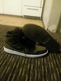 New black and olive green 1s!!! Commerce City, 80022