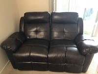 Sofa 2seater (loveseat) recliner like new San Jose, 95117