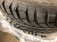 Used GT Radial Winter Tires 215/60R17  King, L7B 0E6