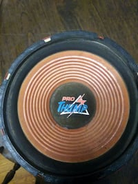10 inch subwoofe 20 obo Canton, 44703