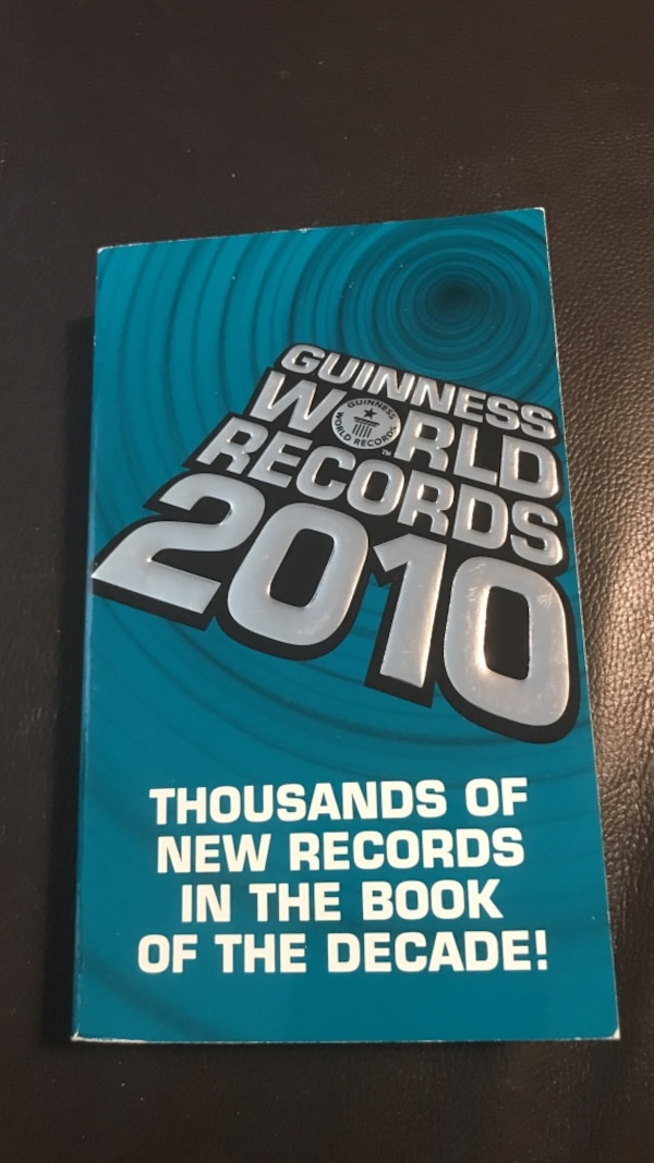 Guinness World of Records 2010 book
