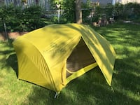 Marmot Force 3P camping all weather tent null, L2G
