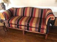 red and white fabric sofa Fairhope, 36532