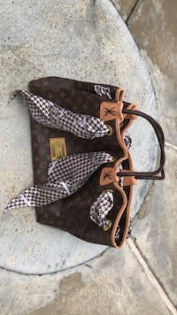 Louis Vuitton handbag 8 x 10 x 16 shoulder bag 2260 mi