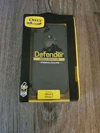 Brand New Iphone 7&8 Otterbox Defender Case Winnipeg, R2H