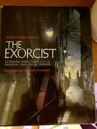 The Exorcist Directors Special Edition Bluray