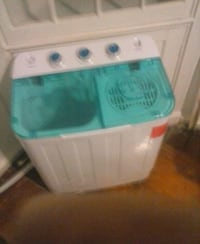 apt size washer an dryer spin cycle Cairo, 12413