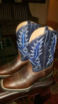 men's boots new condition