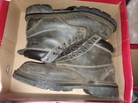 Gently used men's work boots size 7 paid. 65$ Wayland, 49348