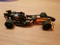 Lego 42026 racer complete without manual. 6238 km