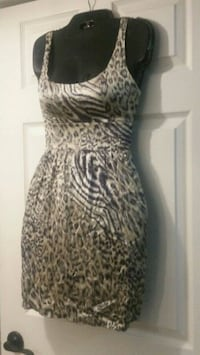 EUC Woman's Guess By Marciano Sun Dress Size Sm