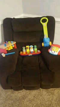 Assorted infant/toddler toys Chester, 23831